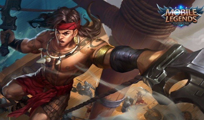 Fakta Unik Hero Fighter Mobile Legends: Bang Bang - Lapu-Lapu