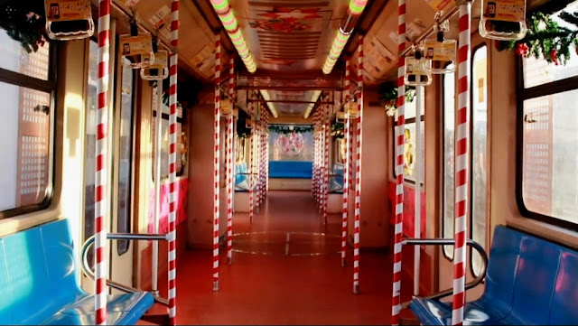 Feel the The Christmas Spirit With The #PaskuhansaLRT1 Selfie Contest