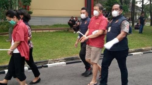 Polisi: Vaksin Covid-19 Ilegal Sudah Disuntikkan kepada 1.085 Orang