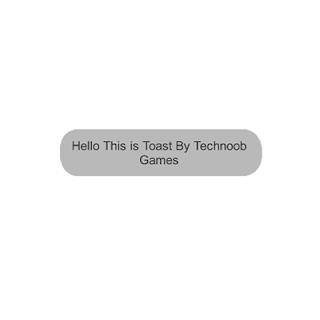 Native toast android unity - technoob technology
