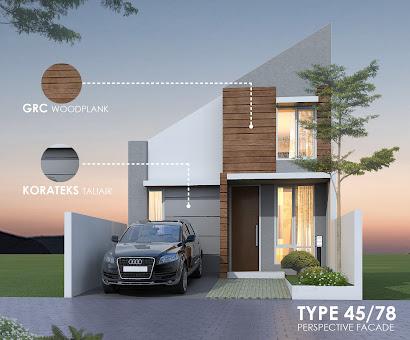 Design Rumah 1 Lantai