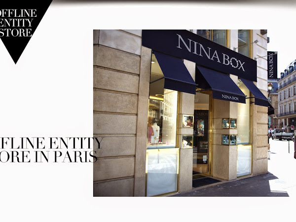 My jewelry Nina Box made in Paris