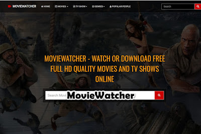 MovieWatcher - Watch tv shows online for free