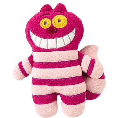 Alice in Wonderland's Cheshire Cat Pook-a-Looz