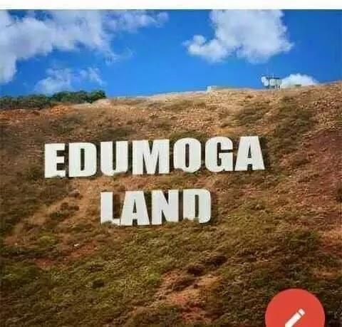 THE BIRTH OF EDUMOGA LAND