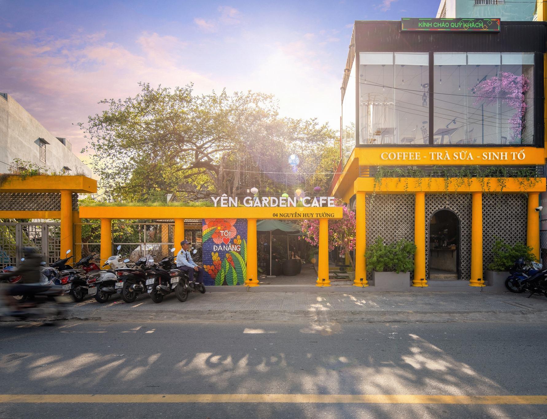 Yên Garden Cafe - 4, Nguyễn Huy Tưởng, Liên Chiểu, Đà Nẵng