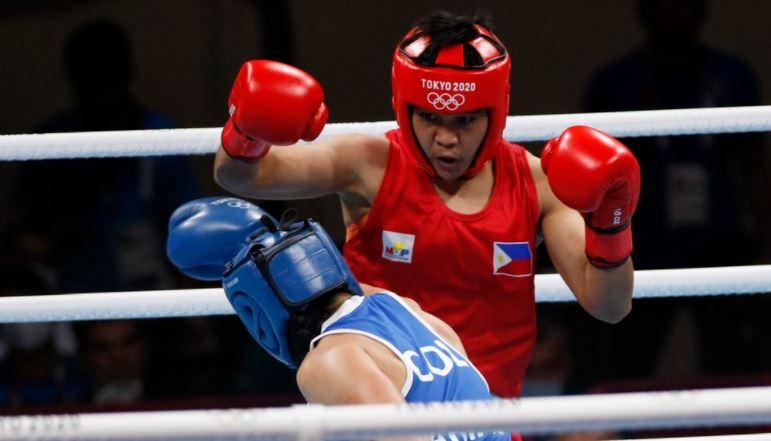 Nesthy Petecio assured of Olympic medal