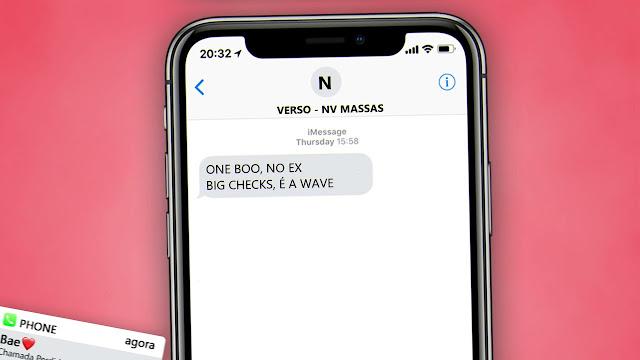 """Música inédita """"Mensagens"""""""