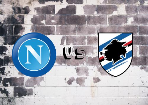Napoli vs Sampdoria  Resumen y Partido Completo