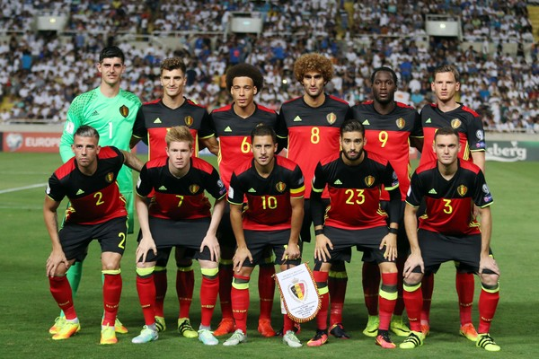 Information about Belgium team 2018