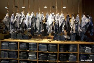 Pemilihan celana jeans yang cocok buat Anda