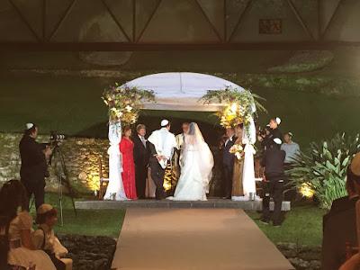 casamento judaico, tradição, noivo, 3 voltas, casamento real