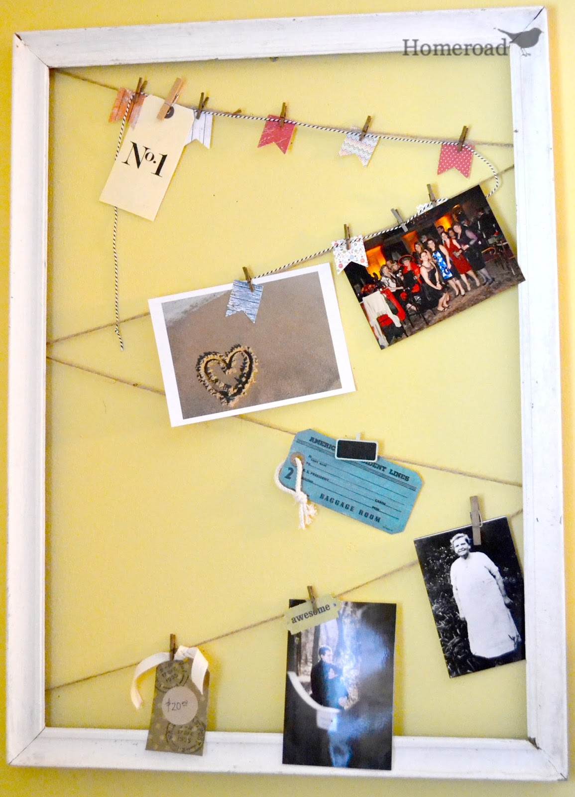 Unique Ways To Decorate Living Room: Creative Ways To Display Your Photos