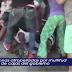 Varias personas atropelladas por multitud en entrega de cajas del gobierno