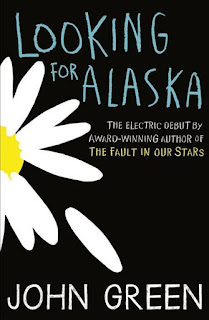LOOKING FOR ALASKA - BOOK COVER