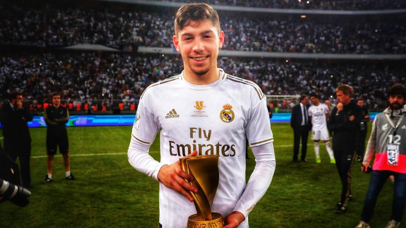 فالفيردي لاعب ريال مدريد