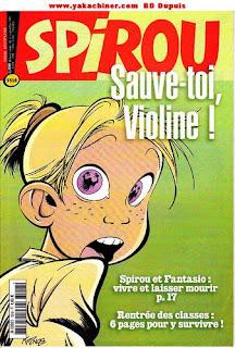 sauve toi Violine