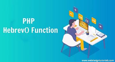 PHP hebrev() Function