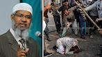 Muslim India Ditindas, Dr. Zakir Naik : Diam Berarti Meninggalkan Mereka!