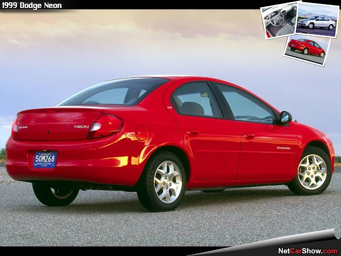 Descarga Manual de taller Dodge-Neon 1999