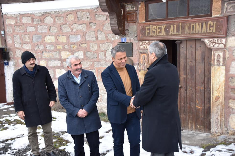 Fişek Ali Konağı'nın İşletilmesi 10 Yıllığına Çerkeş Belediyesine Verildi