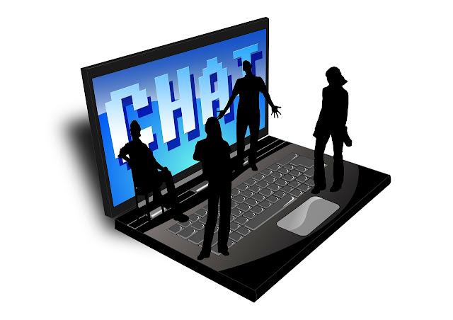 Healthy Internet Relationship