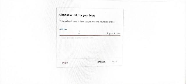ब्लॉग कैसे बनाए