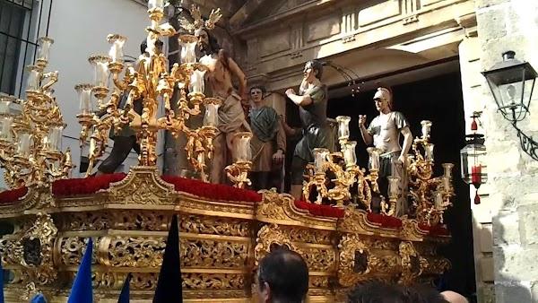 La Amargura de Jerez hace oficial el acompañamiento musical de su titular cristífero