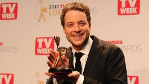 What is the height of Hamish Blake?
