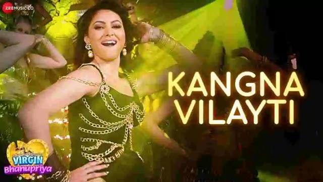 Kangna Vilyati Lyrics in English :- Jyotica Tangri   Urvashi Rautela