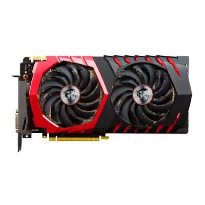 NVidia GeForce GTX 1070フルドライバーのダウンロード