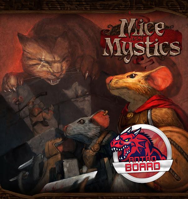mice mystics ramen fury recensione