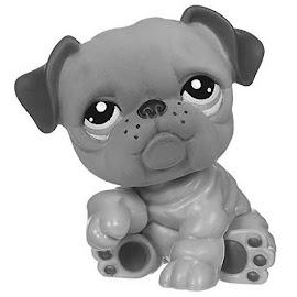 LPS Bulldog V1 Pets