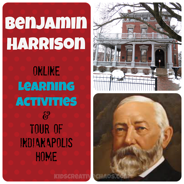 Benjamin Harrison Activities