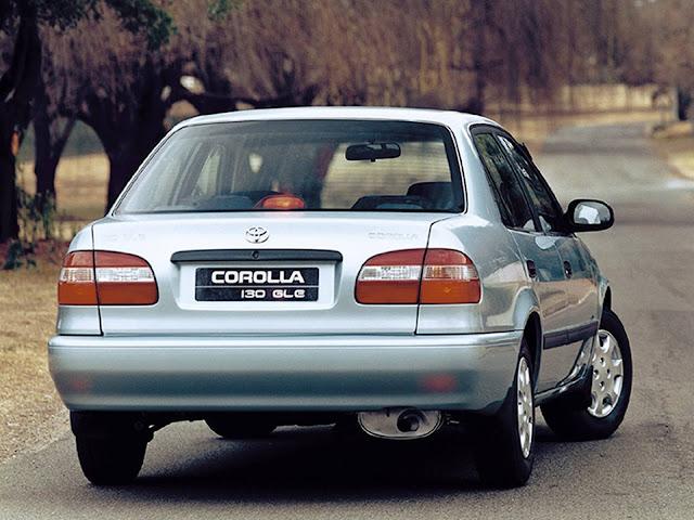 Toyota Corolla 2000 (Brasil)