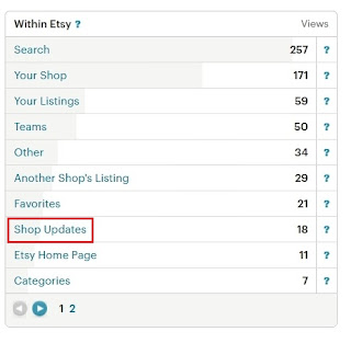 screenshot of view sources within Etsy