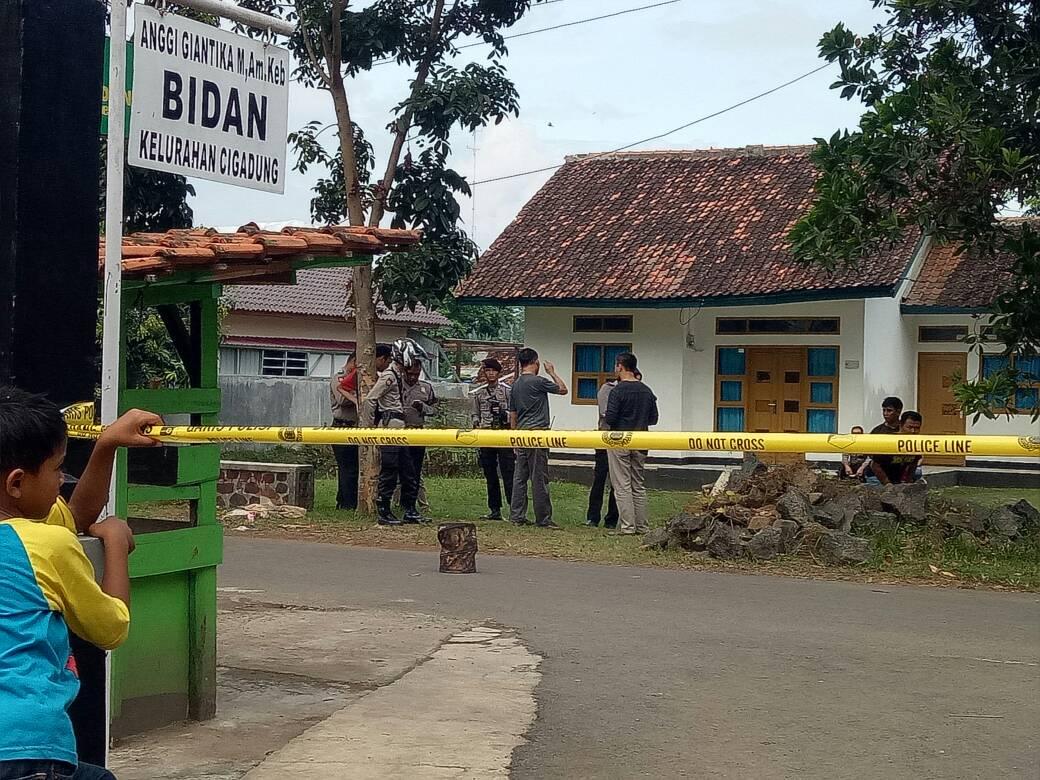 Tas Bermotif Loreng Mencurigakan Bikin Geger Warga Subang
