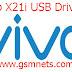 Vivo X21i USB Driver Download