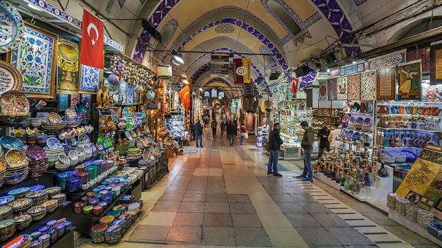 5 Tempat Berbelanja di Beberapa Negara yang Sarat Makna Sejarah