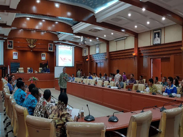 Cegah Masalah Hukum di Papua, Kemendagri Sosialisasi Regulasi Pengelolaan Keuangan
