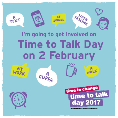 That One Conversation That Changed My Life | Time To Talk Day 2017