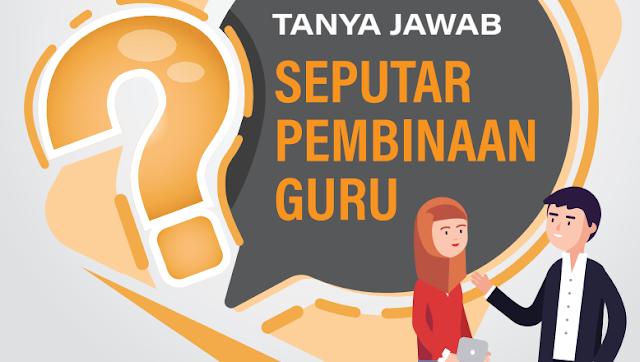 Buku Tanya Jawab Seputar Pembinaan Guru