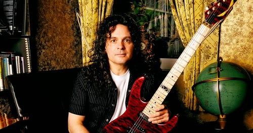 Rock Guitar Daily With Tony Conley: Vinnie Moore