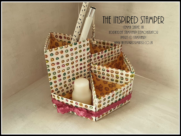 Stampin'Up! Desk Tidy