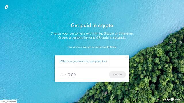 CryptoPayment.link: La página que hará todo el trabajo