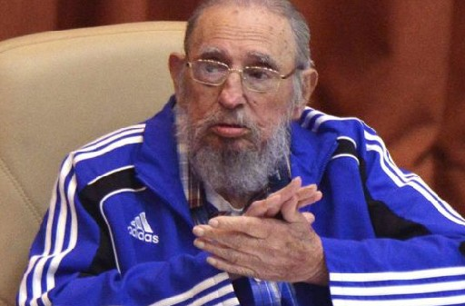 Fidel Castro made a rare appearance at Cuba's Communist Party congress