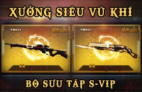 Thông báo đóng xưởng siêu vũ khí truy kích mobile