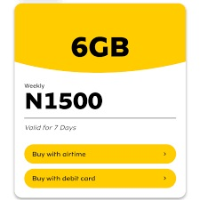 MTN DATA: How To Get 6GB For N1500 On MTN | Sundayadoga