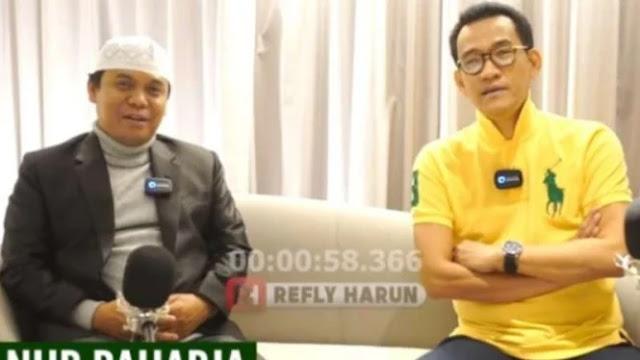 Usai Gus Nur Ditangkap, Muannas Harap Pakar Hukum Pemilik Channel RH Juga Ditindak