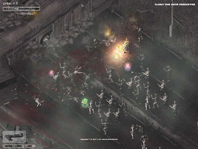 Zombie Shooter 2+pc+game+shooter+isometric+gore+download free